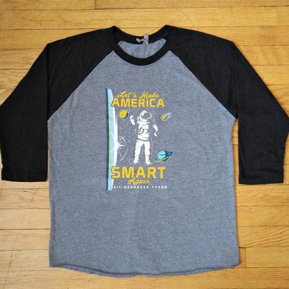 Other - Make America Smart Again Shirt L